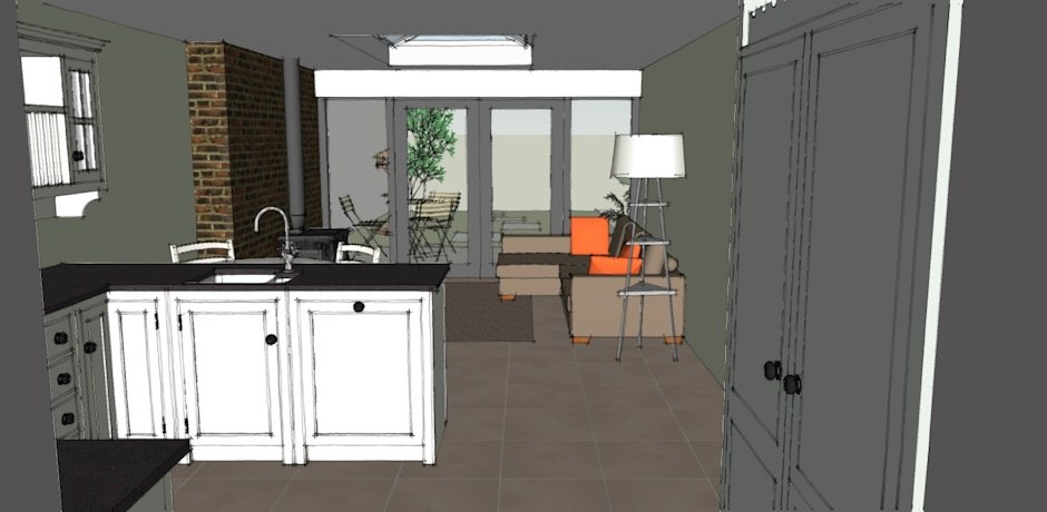 house extension cork city - ground floor house extensions