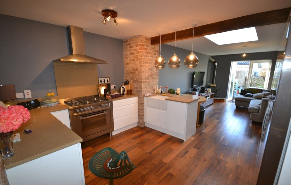 House extension cork city ground floor house extensions linehan construction Kitchen design cork city